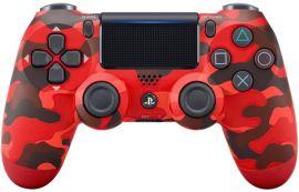 Акция на Беспроводной геймпад SONY Dualshock 4 V2 Red Camouflage (9950004) от MOYO