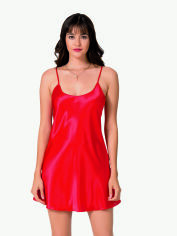 Акция на Ночная рубашка Primoda 8093 L Красный (ROZ6400015492) от Rozetka