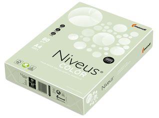 Акция на Бумага офисная Niveus A4 80 г/м2 пастель 500 листов Светло-Зеленая (9003974460567) от Rozetka
