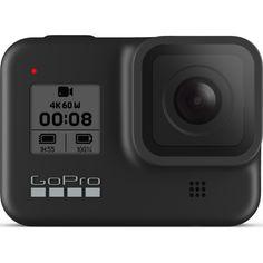 Акция на Экшн-камера GoPro Hero 8 Black от Allo UA