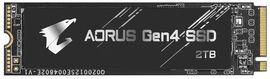 Акция на SSD накопитель GIGABYTE AORUS M.2 1TB NVMe PCIe 4.0 4x 2280 (GP-AG42TB) от MOYO