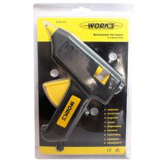 Акция на Клеевой пистолет WORKS W80140 (34811) от Foxtrot