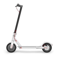 Акция на Xiaomi Mi Electric Scooter M365 White от Allo UA