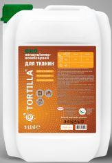 Акция на Эко кондиционер-ополаскиватель Tortilla для всех типов тканей с антибактериальным действием 5 л (4820178060158) от Rozetka