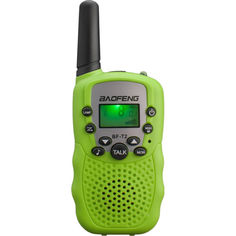 Акция на Рация Baofeng MiNi BF-T2 PMR446 GREEN от Allo UA