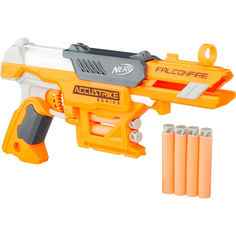 Акция на Бластер Hasbro Nerf Elite AccuStrike FalconFire (B9839) от Allo UA