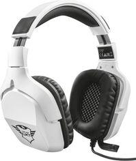 Акция на Игроваягарнитура Trust GXT 354 Creon 7.1 Bass Vibration USB WHITE (22054) от MOYO