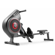 Акция на Гребной тренажер Воздушный Hop-Sport HS-065AR Talon серый (5902308219496) от Allo UA