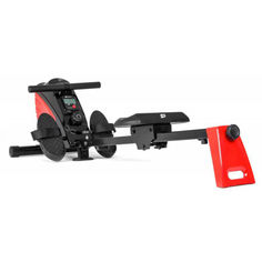 Акция на Гребной тренажер Hop-Sport HS-060R Cross красный (5902308210622) от Allo UA