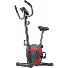 Акция на Велотренажер Hop-Sport HS-015H Vox красный (5902308219793) от Allo UA
