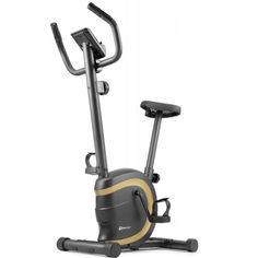 Акция на Велотренажер Hop-Sport HS-015H Vox золотистый (5902308219816) от Allo UA