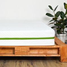 Матрас Беспружинный ортопедический Usleep Candy Green 80x190 от Allo UA