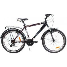 "Акция на Велосипед ARDIS santana 24"" 15 бордовый (0709М) от Allo UA"