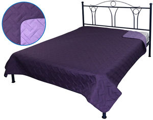 Покрывало Руно 150х212 см Violet Лилия (360.52У_Violet лілія) от Rozetka