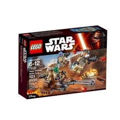 Акция на LEGO Star Wars 75133 Rebel Alliance Battle Pack Боевой набор Повстанцев от Allo UA