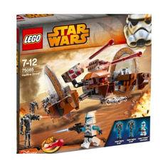 Акция на LEGO Star Wars 75085 Hailfire Droid Дроид Огненный град от Allo UA