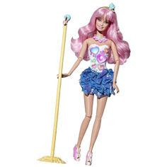 Акция на Кукла Барби Модная штучка Звезды на сцене Barbie Fashionistas in the Spotlight cutie doll от Allo UA