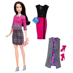 Акция на Кукла Барби Модница - Barbie Fashionistas Doll & Fashions Chic With A Wink от Allo UA