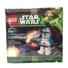Акция на LEGO Star Wars 5001709 Clone Trooper Lieutenant Клон-лейтенант от Allo UA