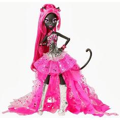 Акция на Кукла Монстер Хай Кетти Нуар - Мonster High Catty Noir от Allo UA