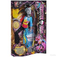 Акция на Кукла Монстер Хай Нейтан Рот Слияние Монстров Monster High Neighthan Rot Freaky Fusion от Allo UA