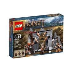 Акция на LEGO THE HOBBIT 79011 Dol Guldur Ambush Засада у Дол-Гулдора от Allo UA