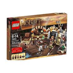 Акция на LEGO THE HOBBIT 79004 Barrel Escape Побег в бочках от Allo UA