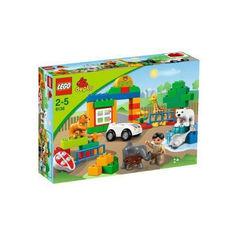 Акция на LEGO DUPLO 6136 My First Zoo Мой первый зоопарк от Allo UA