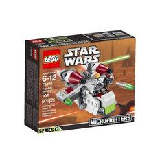 Акция на LEGO Star Wars 75076 Republic Gunship Республиканский истребитель от Allo UA