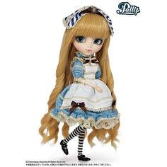 Акция на Коллекционная Кукла Пуллип Алиса Классическая - Pullip Classical Alice, Groove Inc от Allo UA