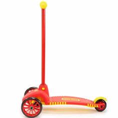 Акция на Детский Трехколесный Самокат Скутер для начинающих с широким основанием, красный, Little Tikes Литтл Тайкс от Allo UA