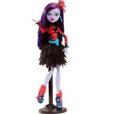 Акция на Кукла Монстер Хай Джейн Булитл Мрак и Цветение с аксессуарами Monster High Jane Boolittle Gloom and Bloom от Allo UA