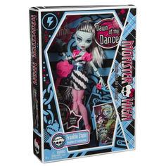 Акция на Кукла Монстер Хай Френки Штейн Рассвет Танца (перевып.2014г.) Monster High Frankie Stein Dawn of the Dance от Allo UA