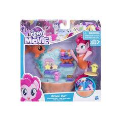 Акция на Детский Игровой Набор Для Девочек Подводное кафе Пинки Пай Мерцание Pinkie Pie My little pony Hasbro Хасбро от Allo UA