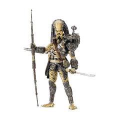 Акция на Игровая Коллекционная Фигурка Хищник Старейшина11 см - Predator 2, Elder Predator, Exguisite Mini от Allo UA