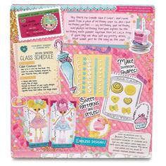 Акция на Кукла Лалалупси Сладкая Фантазия -Мастика Lalaloopsy Cake Fashion от Allo UA
