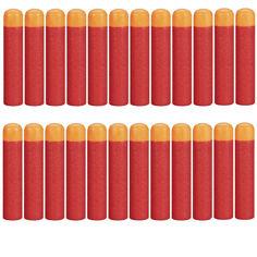 Акция на Набор из 24 стрел (мягкие пули) для игрушечного оружия Nerf Mega (Мега) от Allo UA