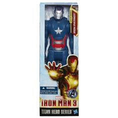 Акция на Игрушка Железный Патриот (Мстители) 30СМ, серии Титаны - Iron Patriot, Avengers, Titans, Hasbro от Allo UA