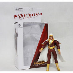 Акция на Игровая Коллекционная Фигурка игрушка Шазам DC Comics 16 см от Allo UA