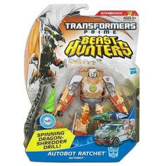 Акция на Игровой Автобот Трансформер для мальчиков Рэтчет, Охотники на Чудовищ, Делюкс 15 см - Ratchet, Deluxe, Hasbro от Allo UA