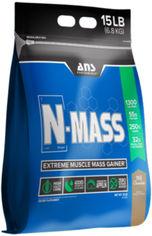 Гейнер ANS Performance N-MASS US Соленая карамель 6.8 кг (671845) от Rozetka