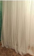 Акция на Тюль грек Декор-Ин Жемчужина 270x600 см Молочный (Vi 100585) от Rozetka