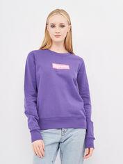 Акция на Свитшот Supreme 10362.7 M (44) Фиолетовый от Rozetka