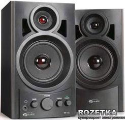 Акция на Акустическая система Gemix TF-10 Black от Rozetka