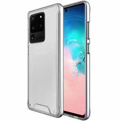 Акция на Чехол TPU Space Case transparent для Samsung Galaxy S20 Ultra Прозрачный от Allo UA