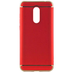 Акция на Чехол Joint Series для Xiaomi Redmi 5 Plus / Redmi Note 5 (SC) Красный от Allo UA