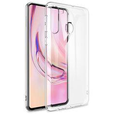 Акция на TPU чехол Epic Transparent 1,0mm для Samsung Galaxy A21 Бесцветный (прозрачный) от Allo UA