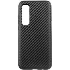 Акция на TPU чехол Epic Carbon для Xiaomi Mi Note 10 Lite Черный от Allo UA