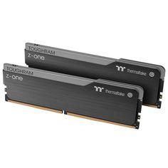 Акция на Память для ПК Thermaltake TOUGHRAM DDR4 3600 16GB KIT (8GBx2) Z-ONE (R010D408GX2-3600C18A) от MOYO