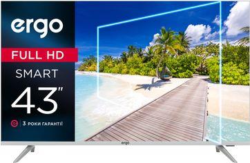 Акция на Телевизор Ergo 43DFS7000 от Rozetka